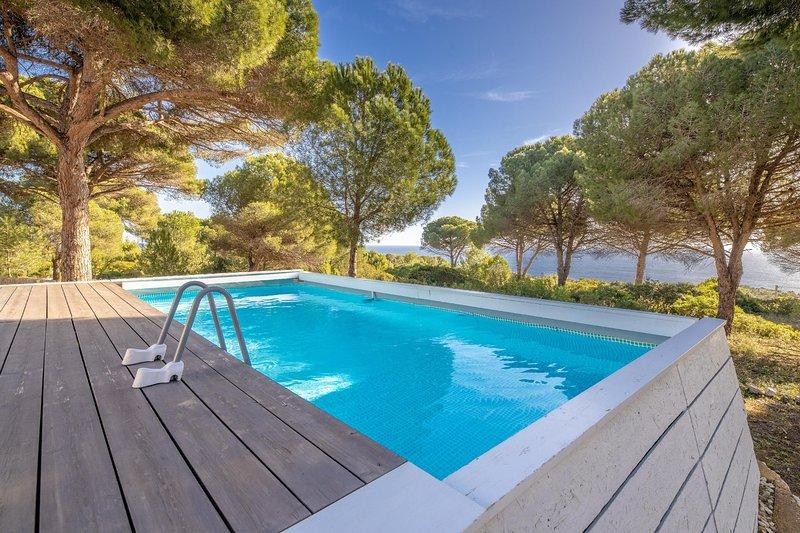 Villa Celestina, alquiler vacacional en Marina di Novaglie