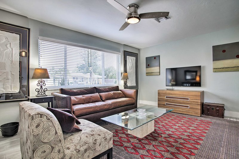Updated Escape 3 Mi From Las Olas Blvd & The Beach, holiday rental in Wilton Manors