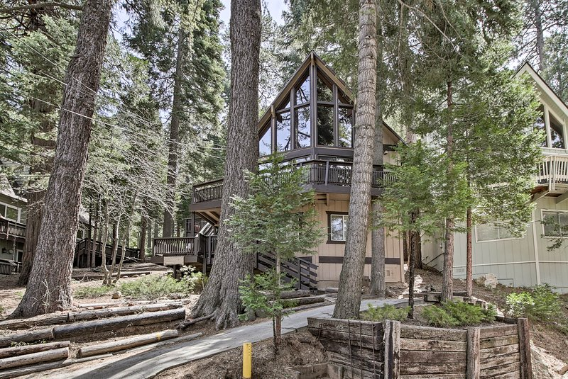 Outdoor adventures abound near this Arrowhead Lake vacation rental!