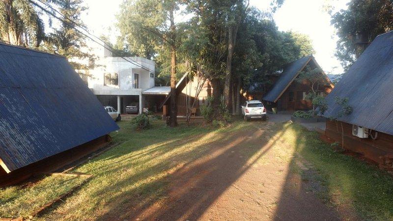 ApartCabañas Centro. Premium, vacation rental in Puerto Iguazu