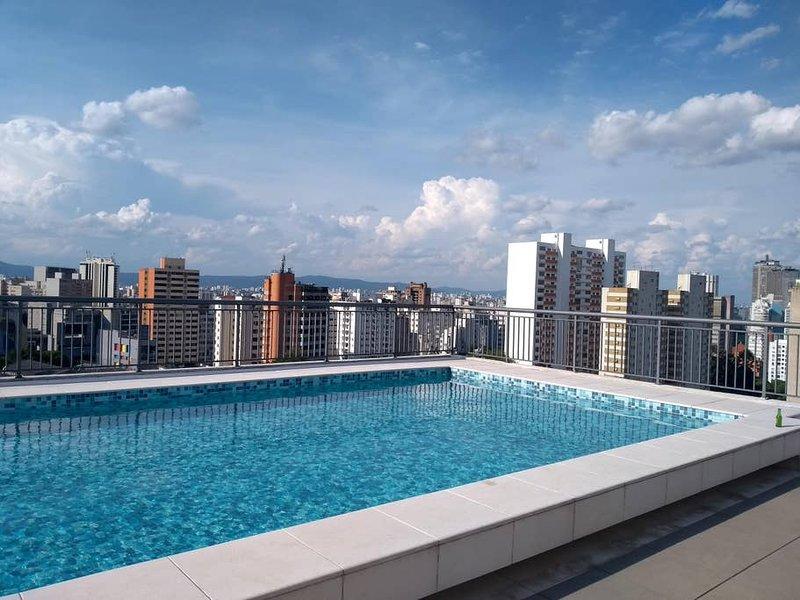 Smart Home Augusta - Tudo que você precisa na melhor localização de São Paulo, Ferienwohnung in São Paulo