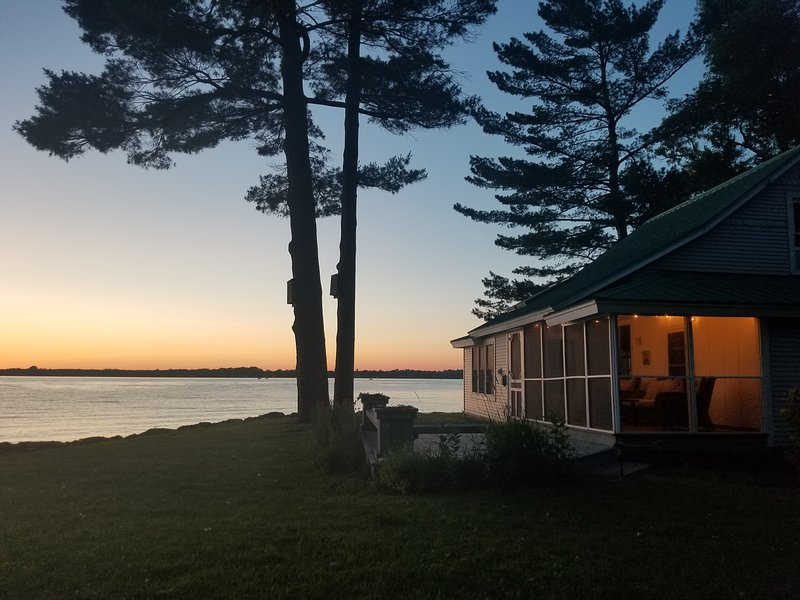 Lake Champlain Cottage, holiday rental in Grand Isle