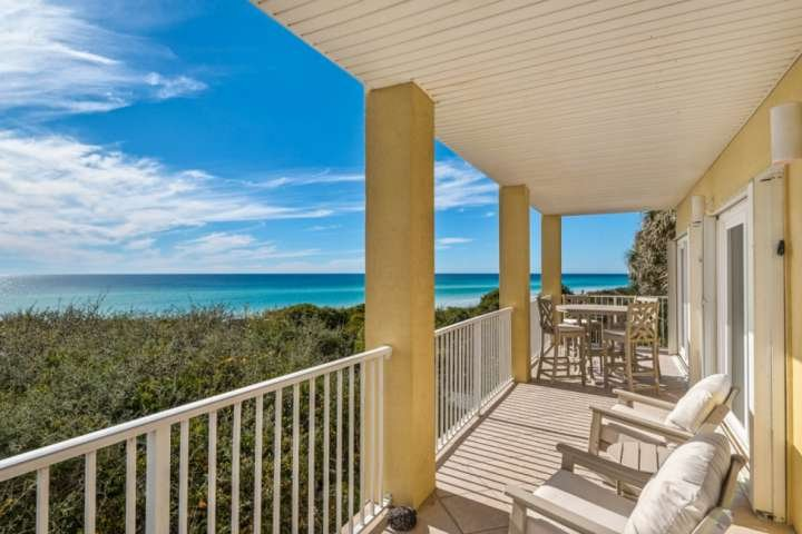 Stunning Gulf Views from the Patio! You won't want to go indoors!