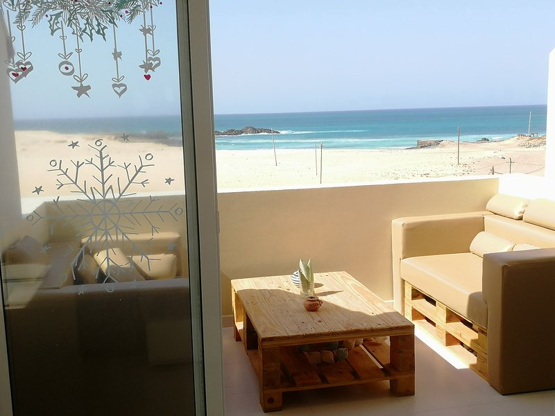 TERRA KRIOLA MAGNIFICENT 315°SEAVIEW PENTHOUSE, holiday rental in Boa Vista