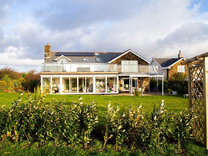 2 Princes Cottages, Down Thomas, Ferienwohnung in Down Thomas
