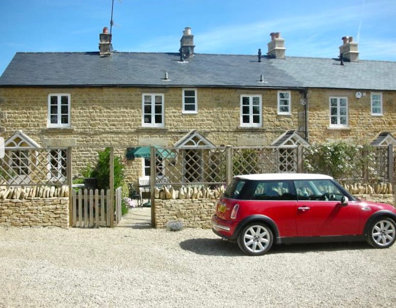 Jack's House, Bourton on the Water, casa vacanza a Bourton-on-the-Water