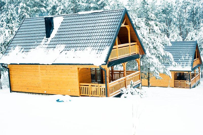 Czardasz, casa vacanza a Lublin Province