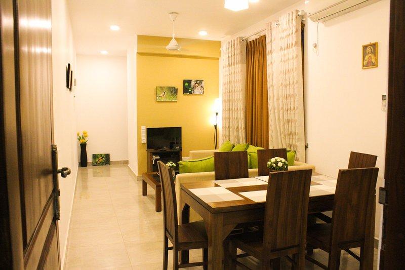 Dominic's best, holiday rental in Ratmalana