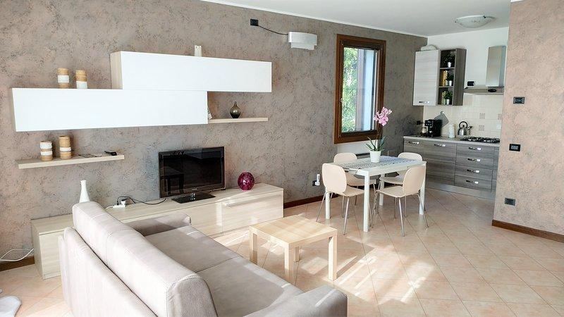 Appartamento Ciesazza, vacation rental in Rivadolmo