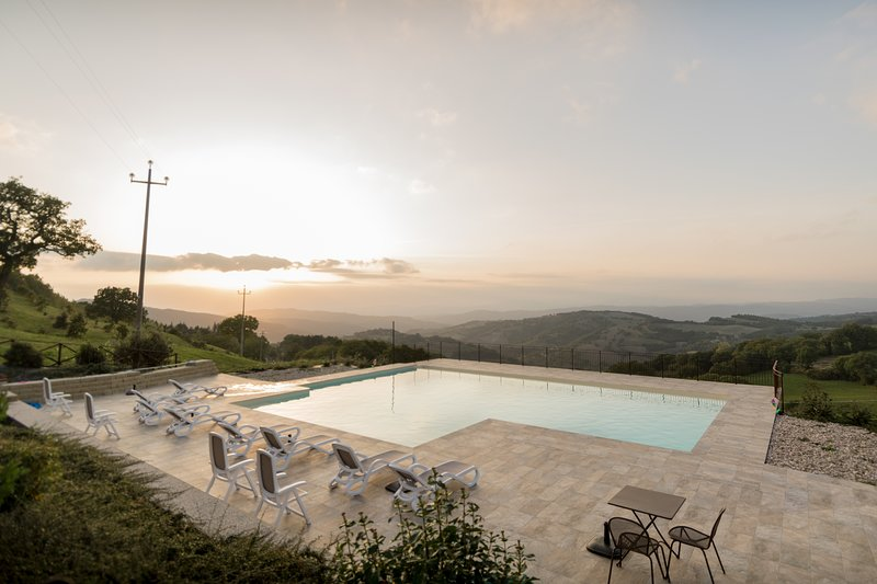 Agriturismo Dolce Sentire, holiday rental in San Presto