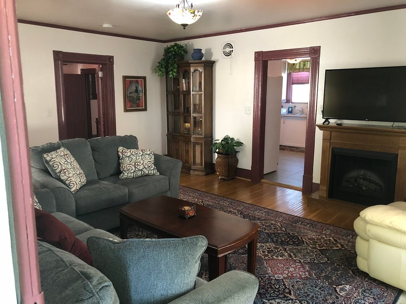 The Court House, vacation rental in Pendleton