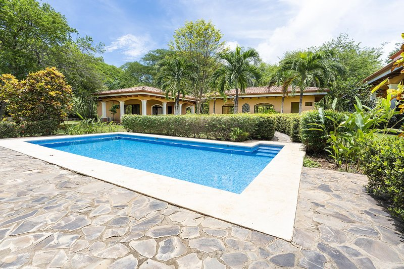 Catalina Cove, a private estate on 1.25 Acres, walk to the beach