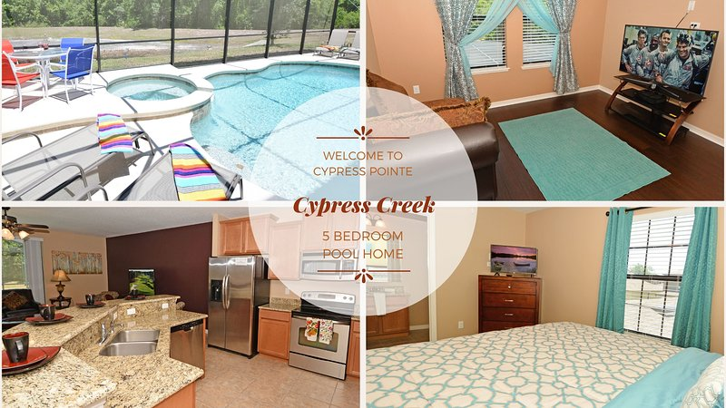 Cypress Creek vous souhaite la bienvenue!