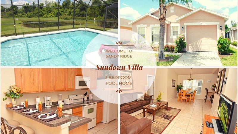 Sundown Villa vous souhaite la bienvenue!