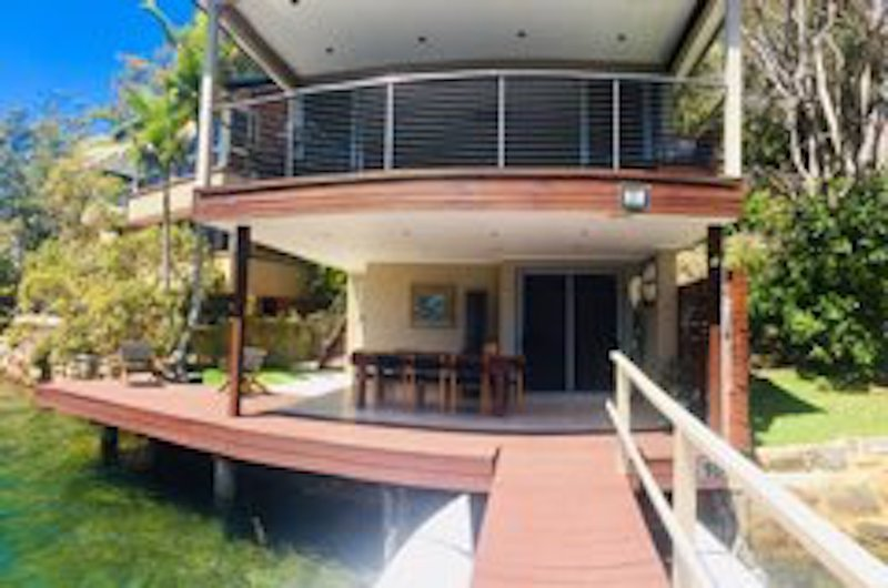 Waterfront Guesthouse - 2 bedroom, casa vacanza a Berowra Waters