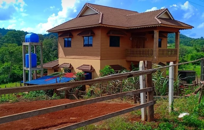 Terre de lumière Guest house - chambre à lit double, holiday rental in Cambodia