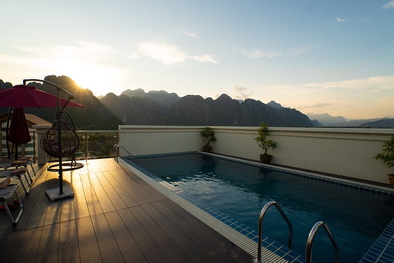 PM Hotel VangVieng, holiday rental in Vang Vieng