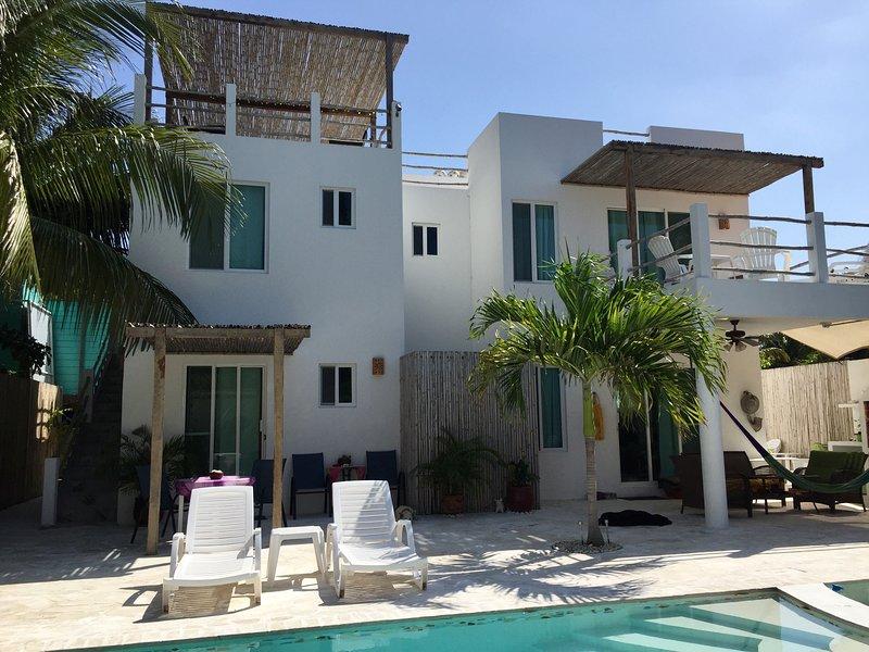 Casa Preciosa - Casitas Las Brisas, holiday rental in Sisal