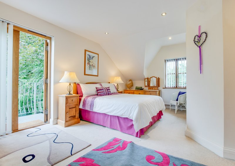 The Lavender Room, holiday rental in Begelly