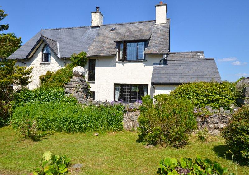 The Lodge, vacation rental in Dyffryn Ardudwy
