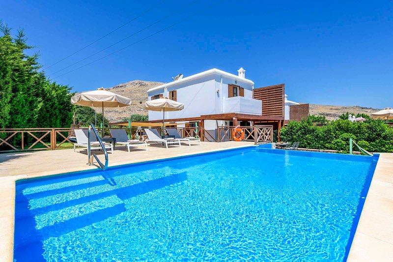 Lindos Emerald, vacation rental in Lindos