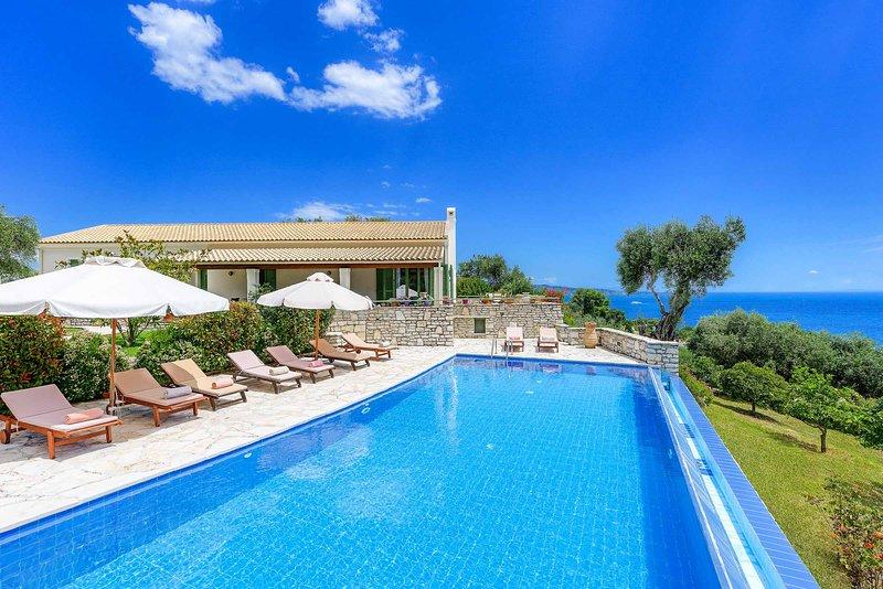 Villa Fonesei, location de vacances à Kalami