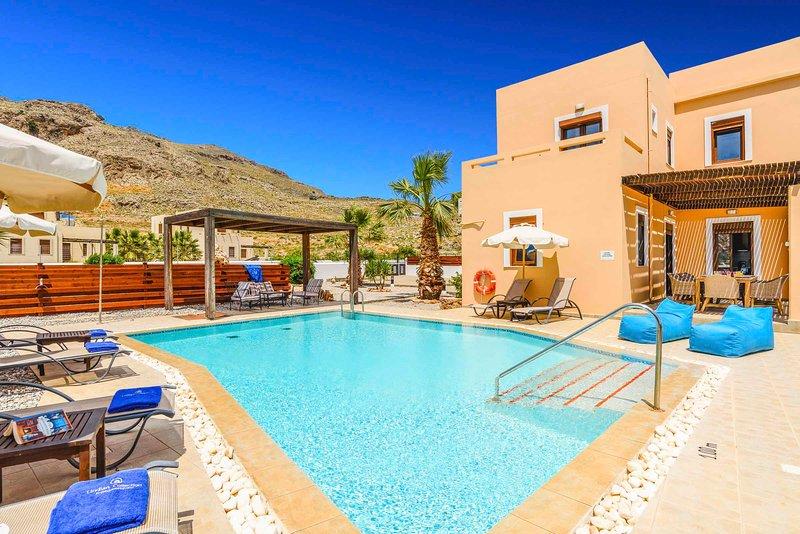 Villa Ioanna, vacation rental in Lindos
