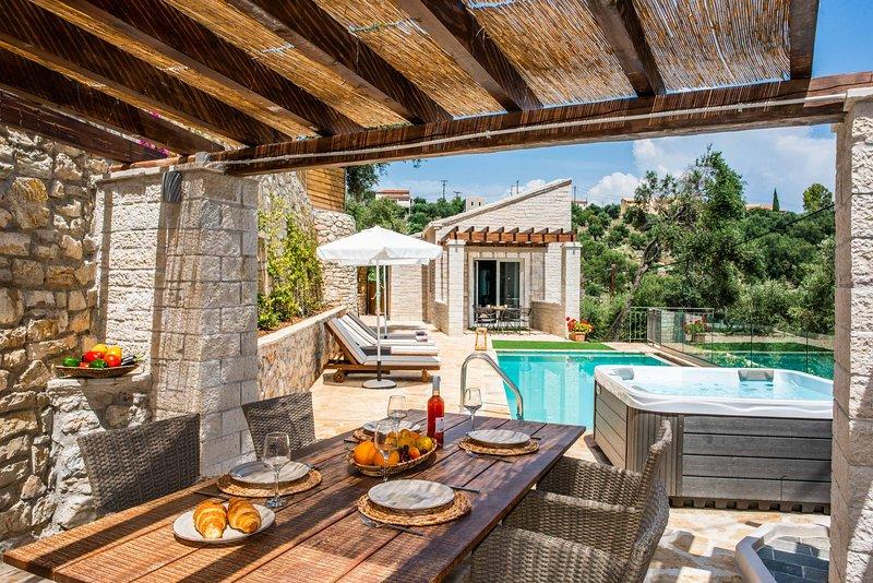 Villa Jacaranda, location de vacances à Kalami