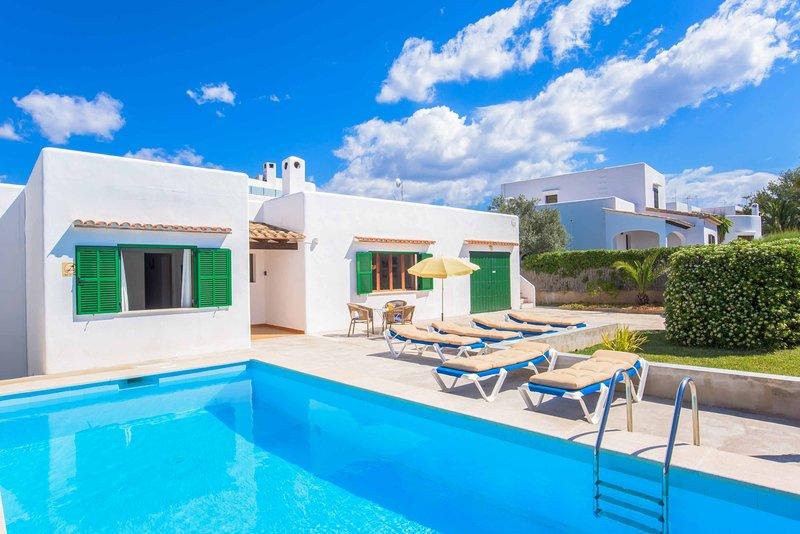 Villa Miguel Marina, holiday rental in Santanyi