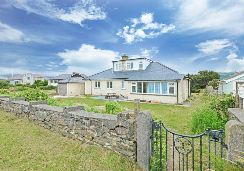 The Moorings, vacation rental in Fairbourne