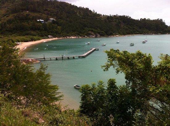 Casa de Praia - Gov. Celso Ramos, casa vacanza a Canelinha