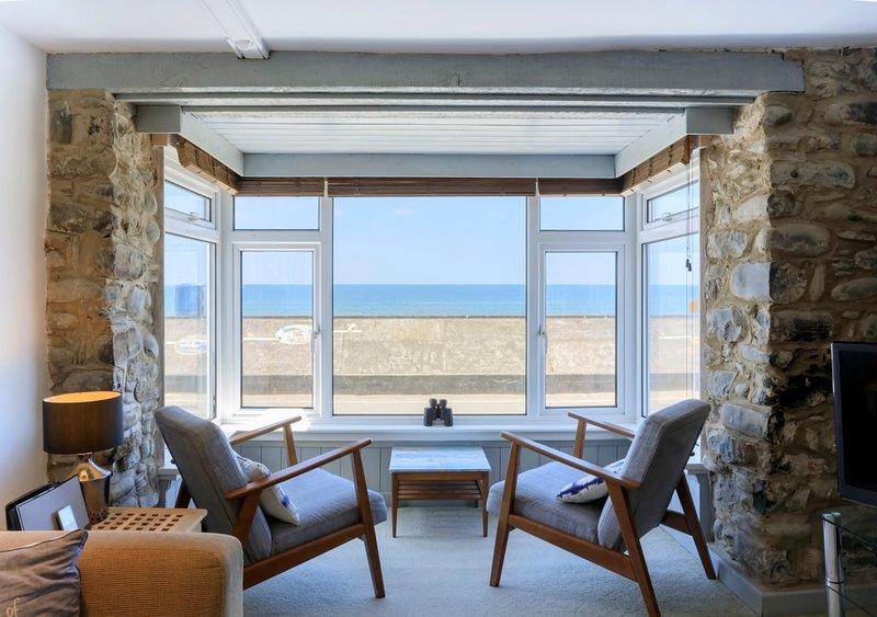Toriad y Mor, holiday rental in Borth