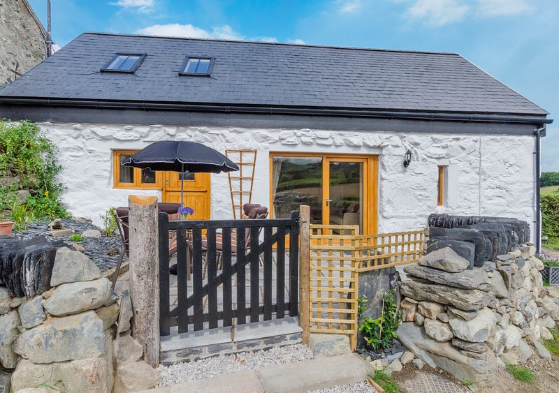 Ysgubor Wen, vacation rental in Llanrwst