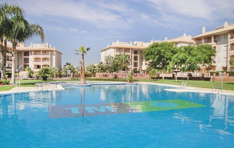 VDE-090 Superb 2 bed apartment with nice view in Playa Flamenca, alquiler vacacional en Playa Flamenca