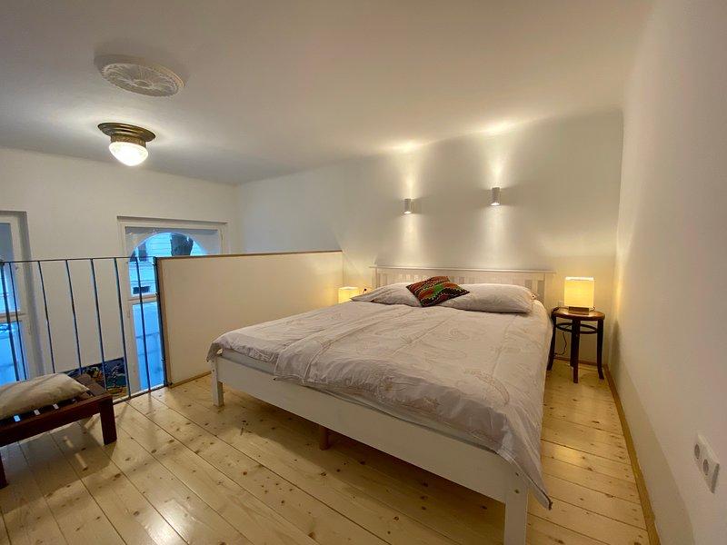 Pier 15 city apartment mt AC, alquiler vacacional en Viena