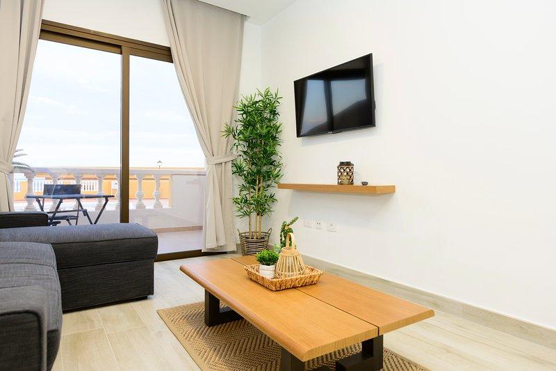 ABLANCAS Luxury Apartments, Ferienwohnung in El Hierro