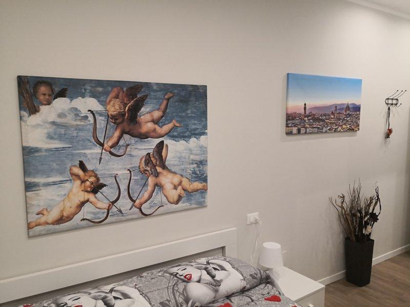 Pontassieve Guest House Centro Storico camera con bagno 20 minuti da Firenze, location de vacances à Pontassieve