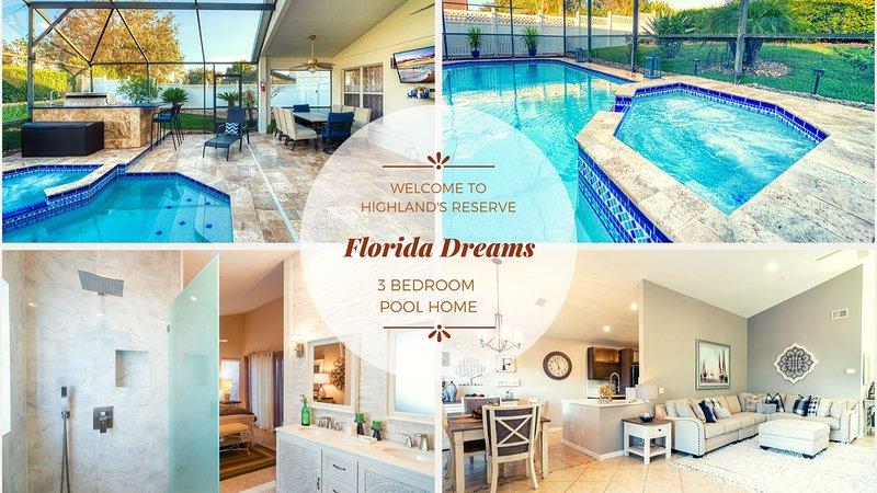 Florida Dreams ti dà il benvenuto!