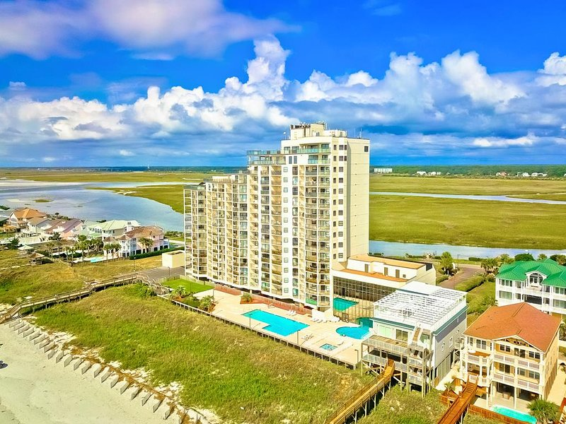 Ocean Point 1005 - Sweatt, vacation rental in Ocean Isle Beach