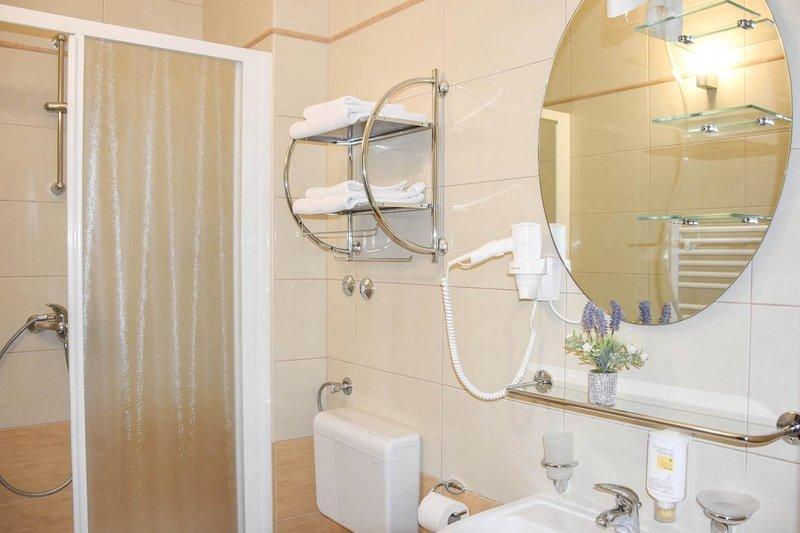 SA202 (2+2): bathroom with toilet