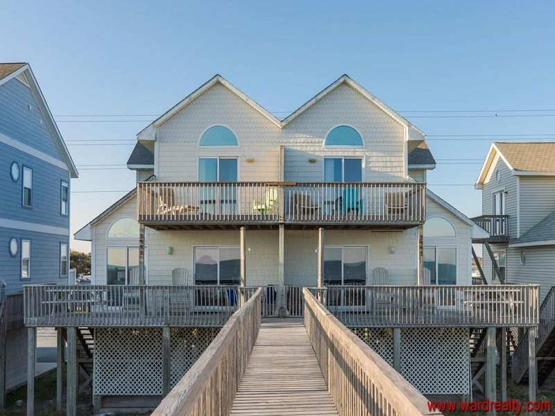 PET FRIENDLY! - Misty Morning North, holiday rental in North Topsail Beach