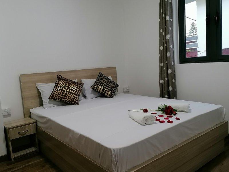 Bobato apartment D, location de vacances à Curepipe