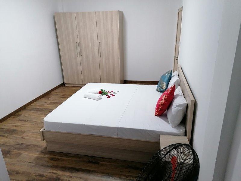 Bobato apartment C, location de vacances à Curepipe