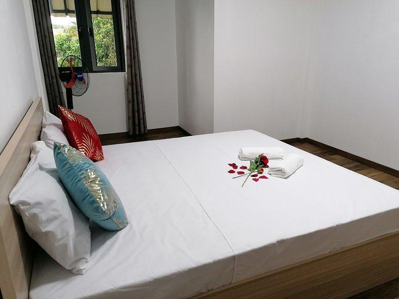 Soñando una noche más dulce con tus seres queridos en Mauricio en el apartamento Bobato