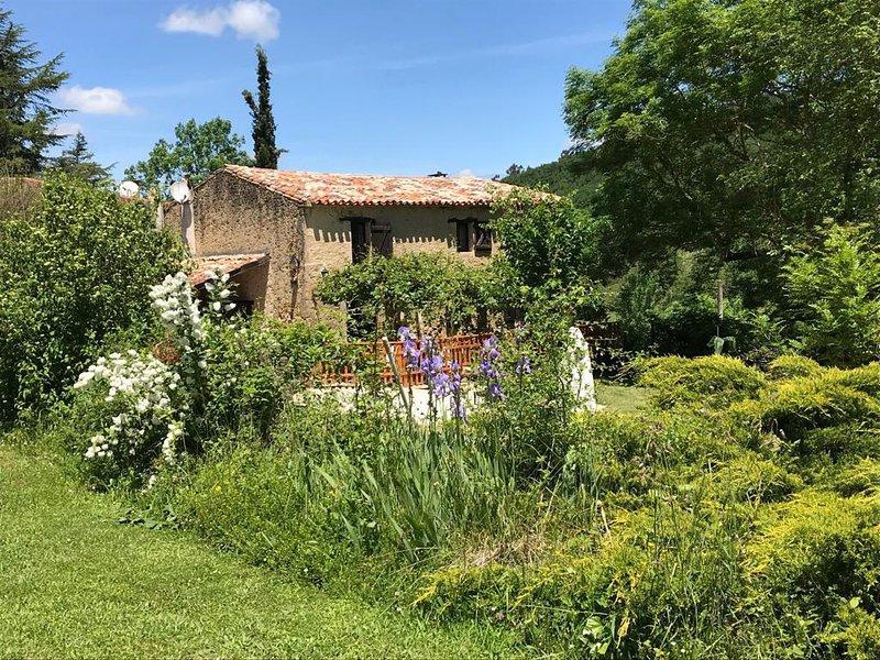 Gîtes de montcabirol - Limoux, vacation rental in Mirepoix