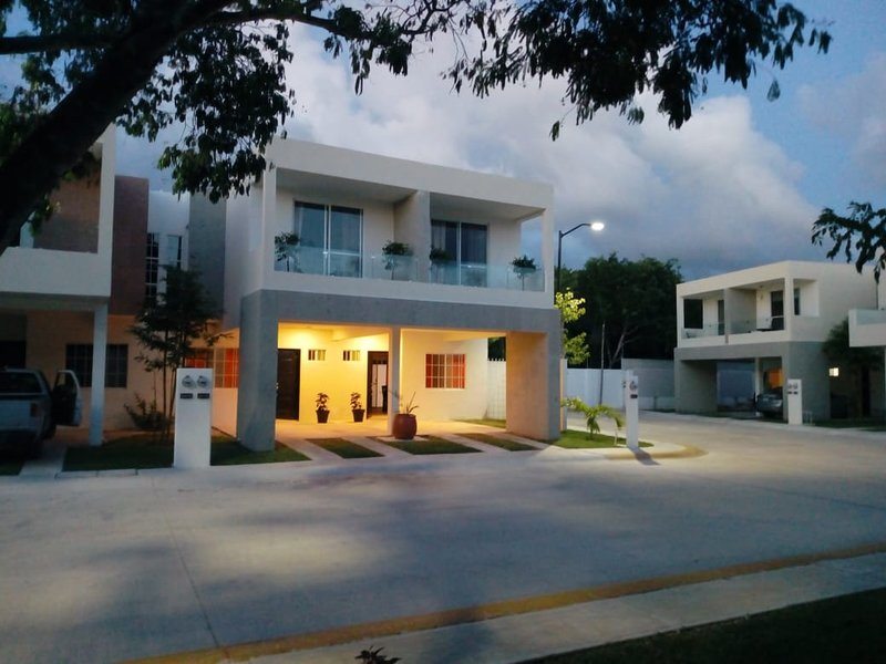 Casa vacacional playa del Carmen, holiday rental in Playacar