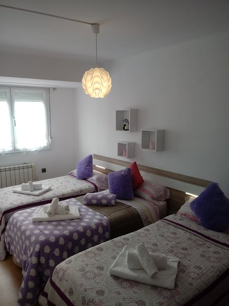 Piso casco antiguo, holiday rental in Bembibre