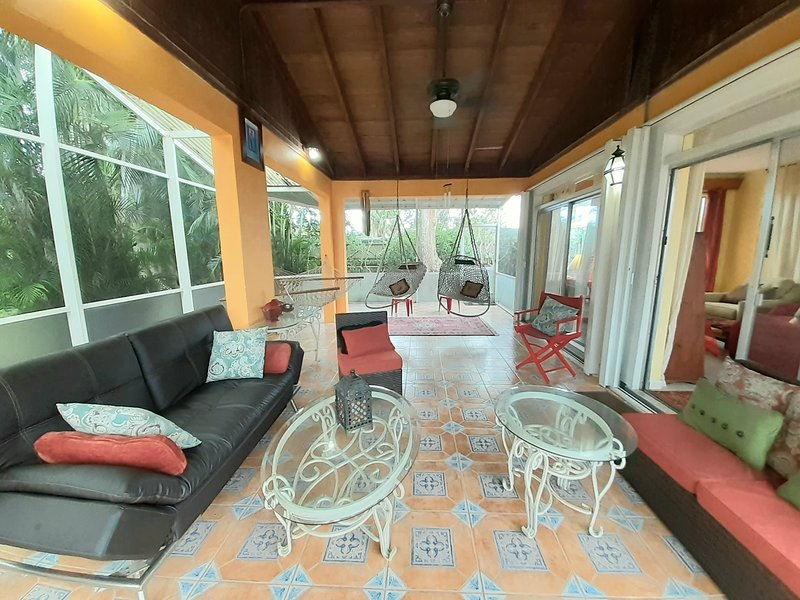 Lake Worth Home pet friendly, lake Osborne view, alquiler vacacional en Palm Springs