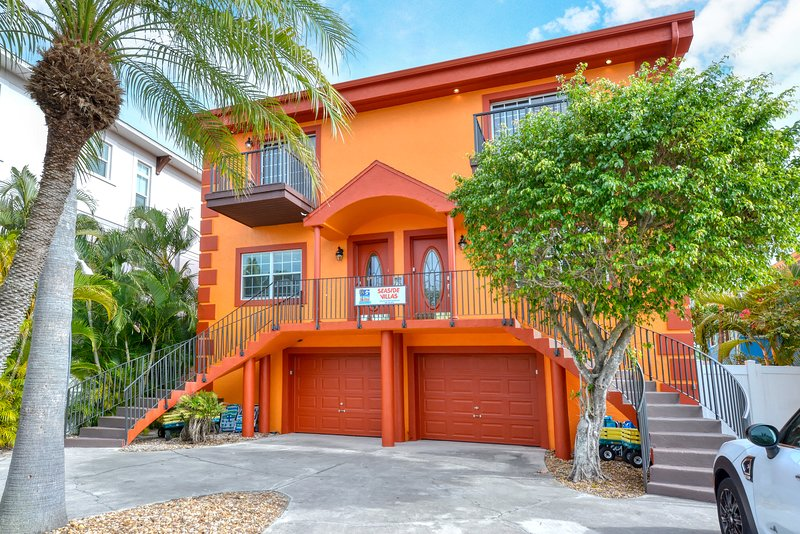 Seaside Villas Unit 3BR 5241, vacation rental in Siesta Key