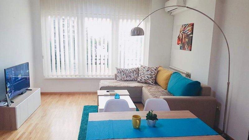 Regina's Luxury Studio, location de vacances à Région de Skopje